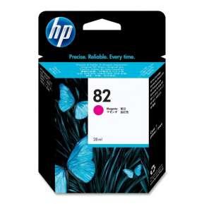 Консуматив HP 82 28-ml Magenta Ink Cartridge