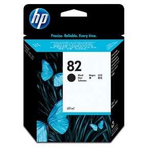 Консуматив HP 82 69-ml Black Ink Cartridge