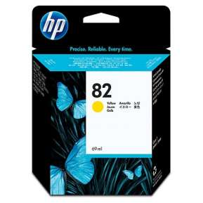 Консуматив HP 82 69-ml Yellow Ink Cartridge