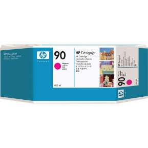 Консуматив HP 90 400-ml Magenta Ink Cartridge