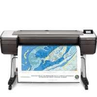 Мастилоструен плотер HP DesignJet T1700dr 44-in Printer (2x Spindles) W6B56A