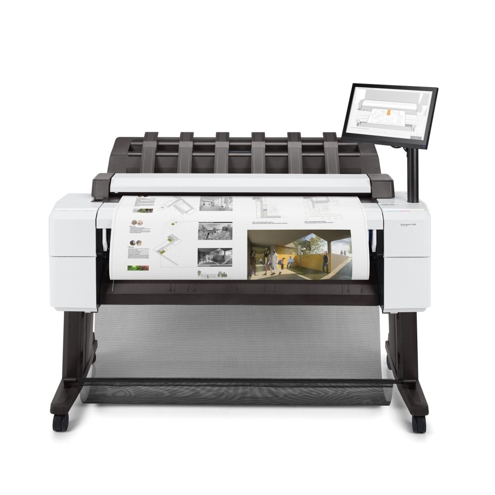 Мастилоструен плотер HP DesignJet T2600 36-in PS MFP Printer 3XB78A