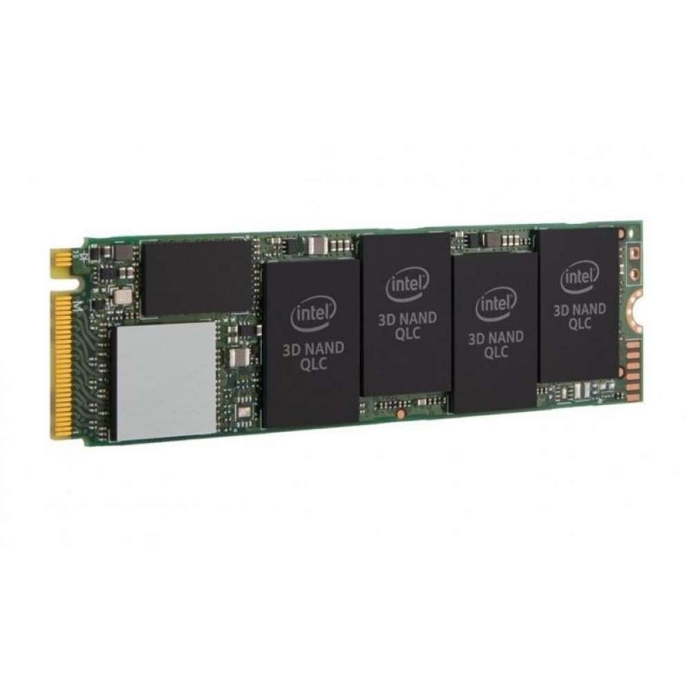 Твърд диск Intel SSD 660P 512GB Series M.2 NVMe PCIe 3.0 x 4 80mm QLC SSDPEKNW512G8X1