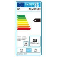 Монитор LG 24MK430H-B 23.8 Wide LED 24MK430H-B