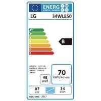 Монитор LG 34WL850-W 34WL850-W