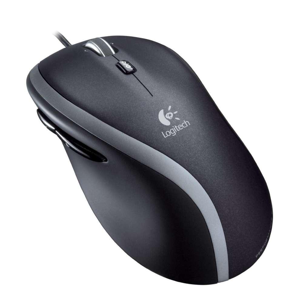 Мишка Logitech Corded Mouse M500 910-003726