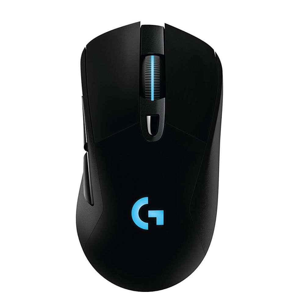 Мишка Logitech G703 LIGHTSPEED - BLACK 910-005640