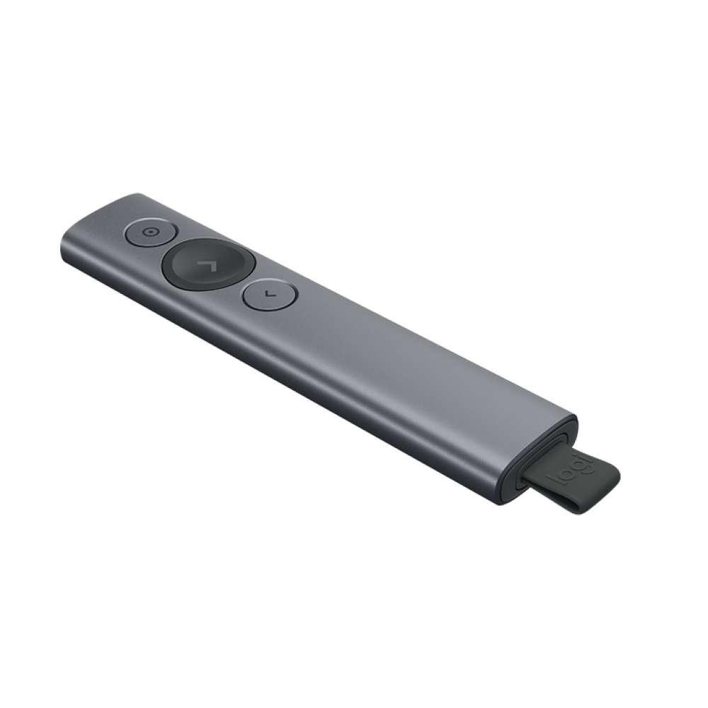 Безжичен презентер Logitech Spotlight Presentation Remote - Slate 910-004861