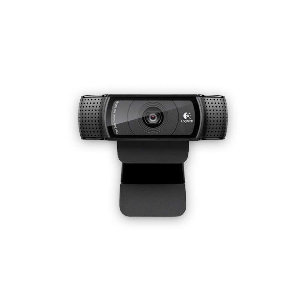 Уебкамера Logitech HD Pro Webcam C920 960-001055