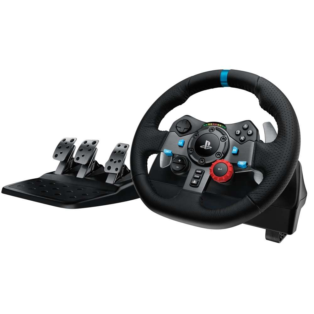 Волан Logitech G29 Driving Force Racing Wheel for PlayStation 4 941-000112