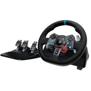 Волан Logitech G29 Driving Force Racing Wheel for PlayStation 4