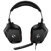Слушалки Logitech G332 Gaming Headset 981-000757