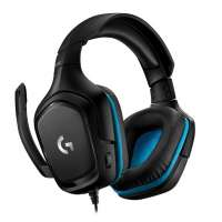 Слушалки Logitech G432 7.1 Surround Sound Gaming Headset 981-000770