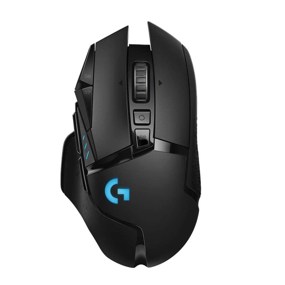 Мишка Logitech G502 LIGHTSPEED Wireless Gaming Mouse 910-005567