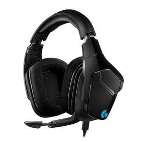 Слушалки Logitech G635 7.1 Lightsync Gaming Headset