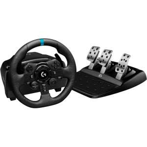 Волан Logitech G923 Racing Wheel and Pedals for PS4 and PC - PLUGC - EMEA