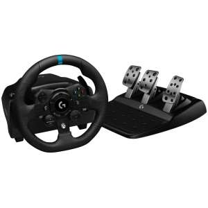 Волан Logitech G923 Racing Wheel and Pedals for Xbox One and PC - EMEA
