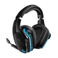 Слушалки Logitech G935 Wireless 7.1 Surround Lightsync Gaming Headset 981-000744