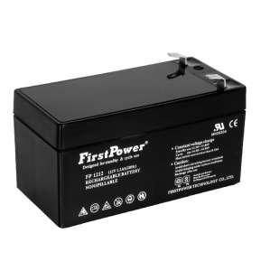 Батерия FirstPower FP1.2-12 - 12V 1.2Ah