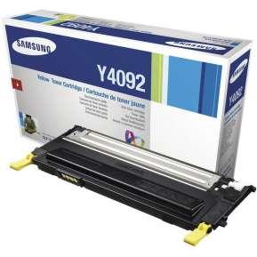 Консуматив Samsung CLT-Y4092S Yel Toner Cartridge
