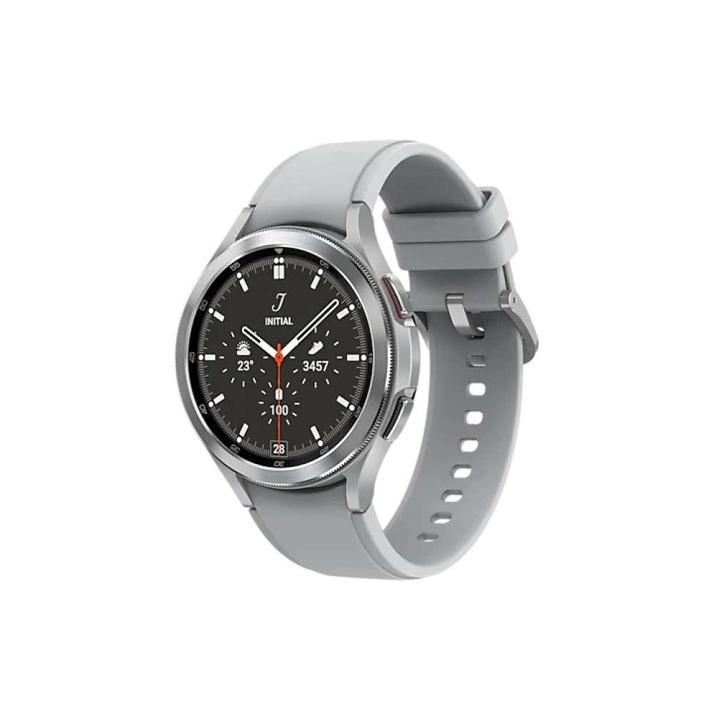 Часовник Samsung Galaxy Watch4 Classic 46mm Silver - SM-R890NZSAEUE