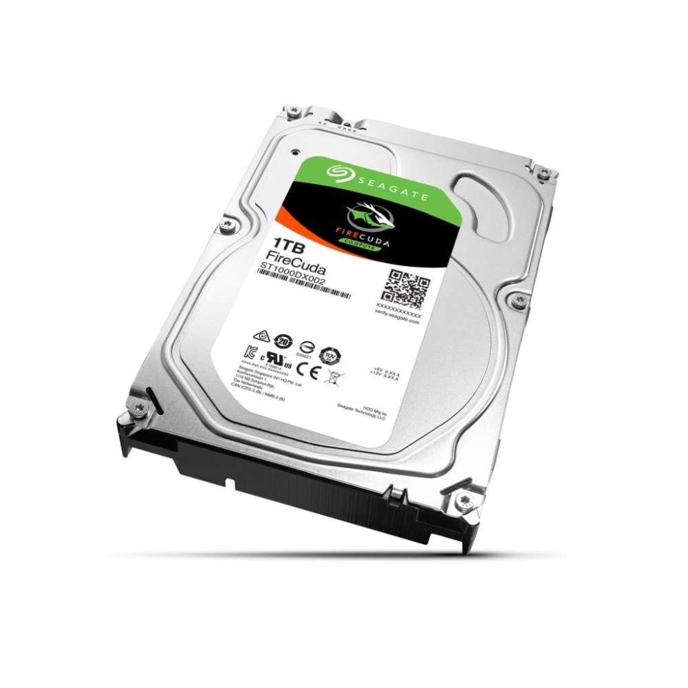 Твърд диск Seagate FireCuda 1TB 64MB 7200rpm SATA 3 3 ST1000DX002