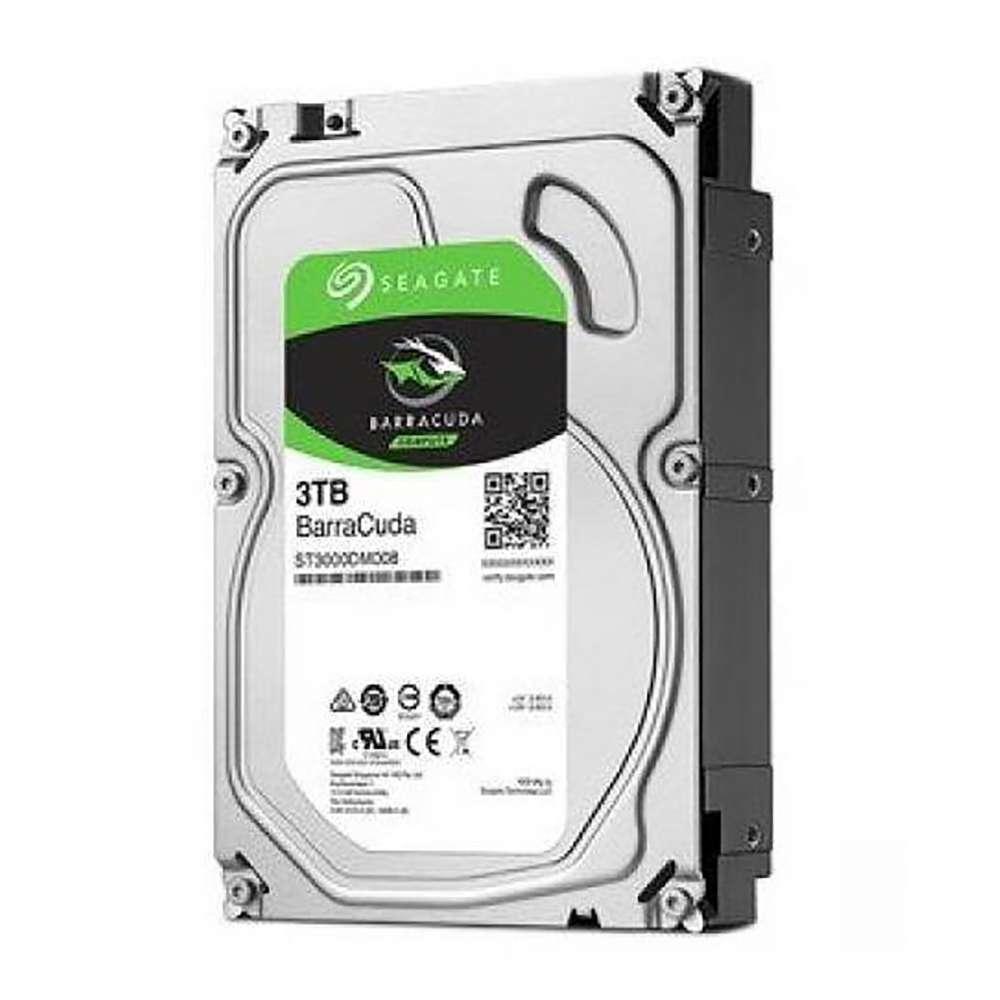 Твърд диск Seagate BarraCuda 3TB 5400rpm 256MB SATA3 3 ST3000DM007