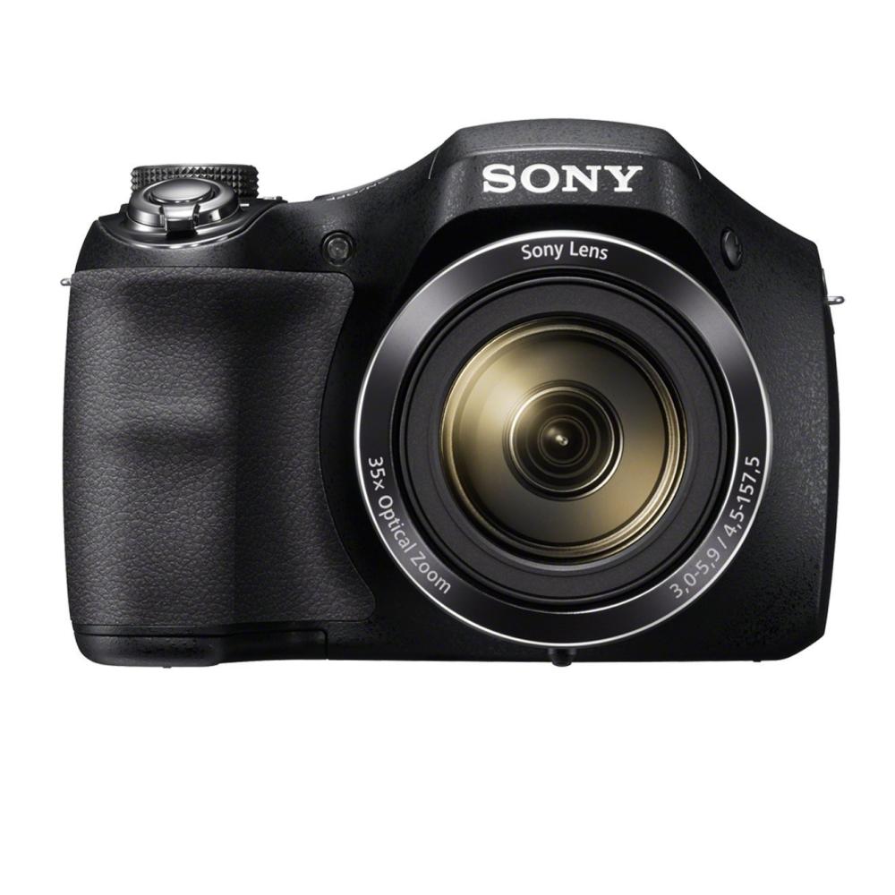 Цифров фотоапарат Sony Cyber Shot DSC-H300 black DSCH300B.CE3