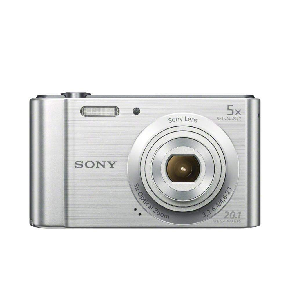 Цифров фотоапарат Sony Cyber Shot DSC-W800 silver DSCW800S.CE3