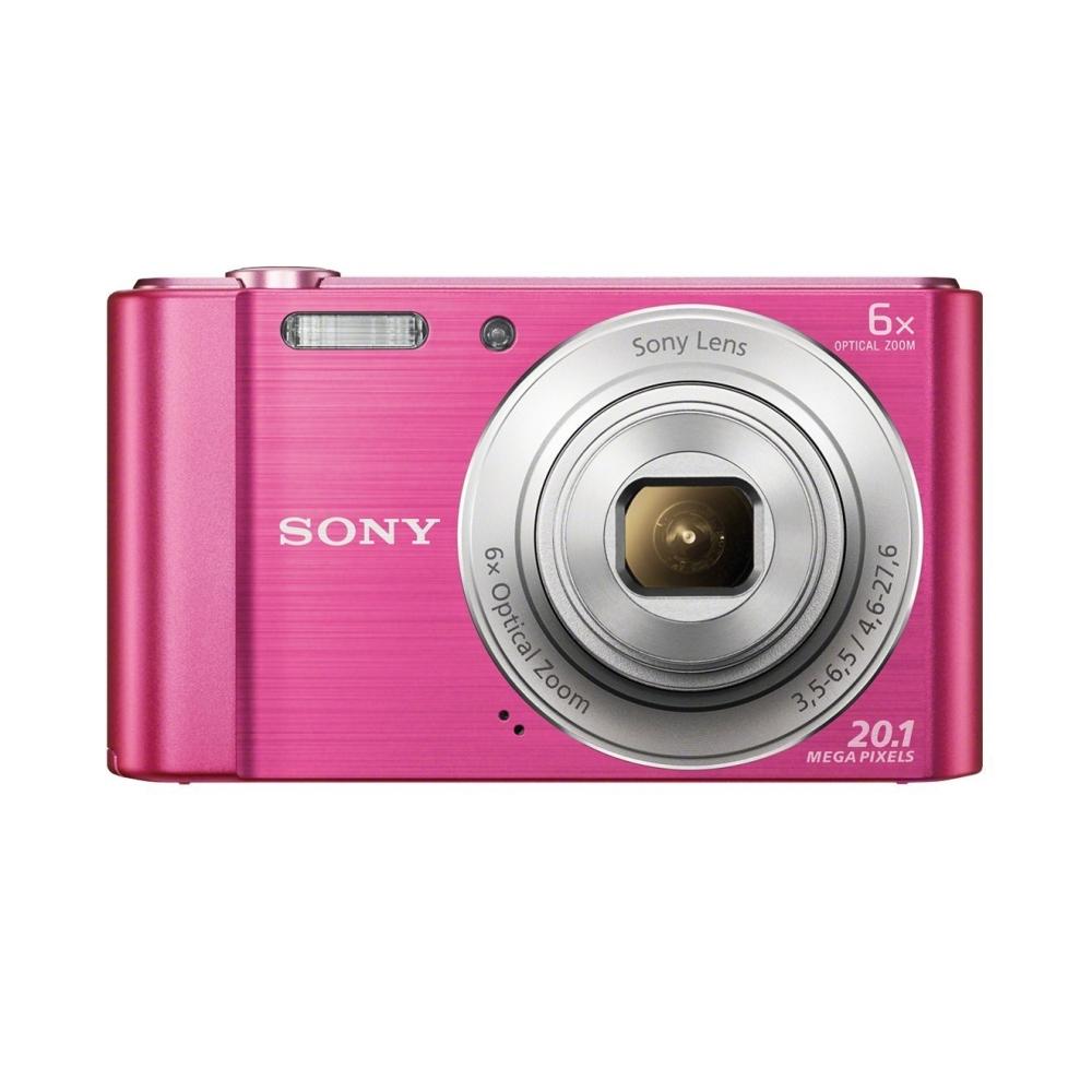 Цифров фотоапарат Sony Cyber Shot DSC-W810 pink DSCW810P.CE3