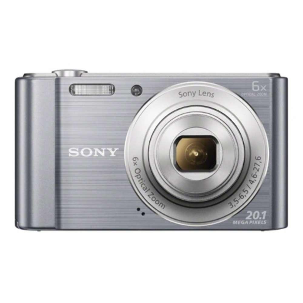 Цифров фотоапарат Sony Cyber Shot DSC-W810 silver DSCW810S.CE3