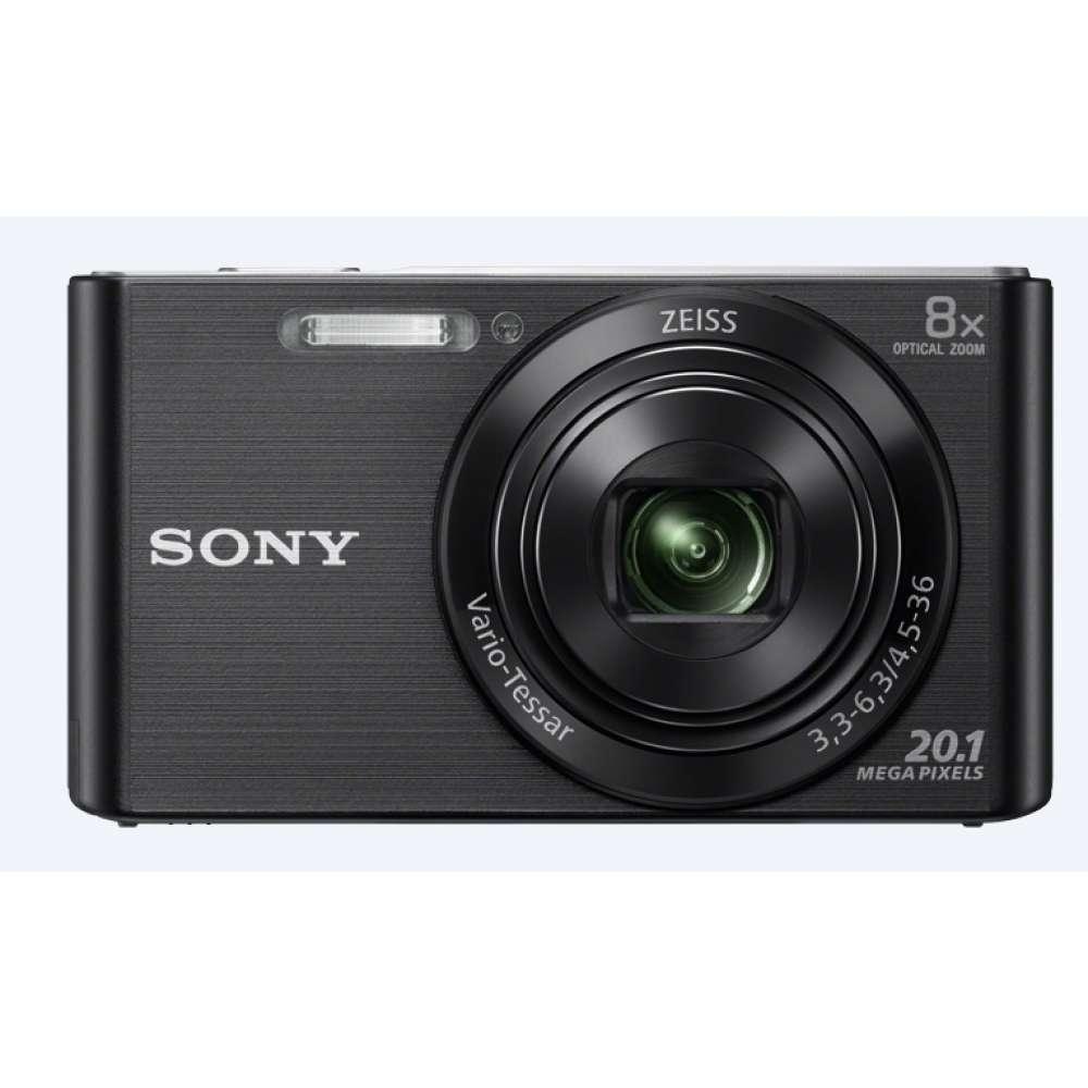 Цифров фотоапарат Sony Cyber Shot DSC-W830 black DSCW830B.CE3