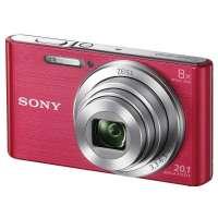 Цифров фотоапарат Sony Cyber Shot DSC-W830 pink DSCW830P.CE3