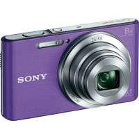 Цифров фотоапарат Sony Cyber Shot DSC-W830 violet DSCW830V.CE3