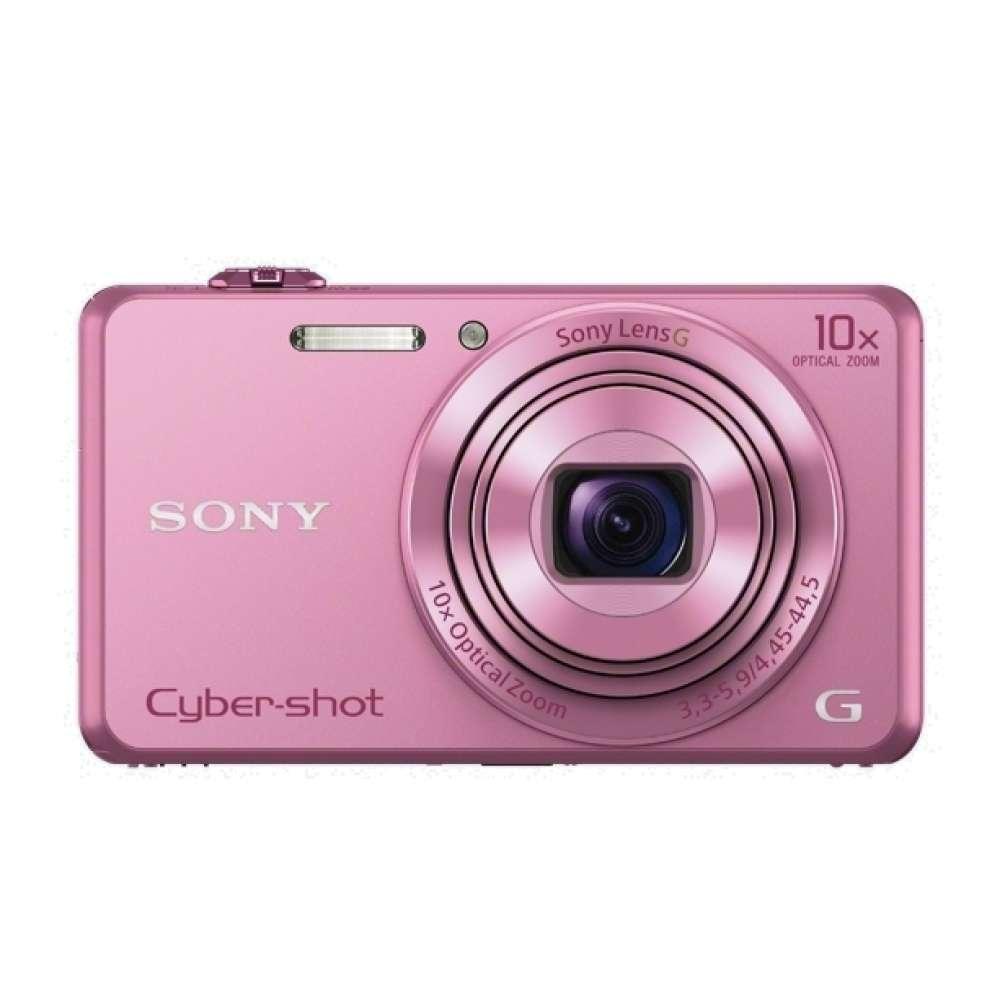 Цифров фотоапарат Sony Cyber Shot DSC-WX220 pink DSCWX220P.CE3