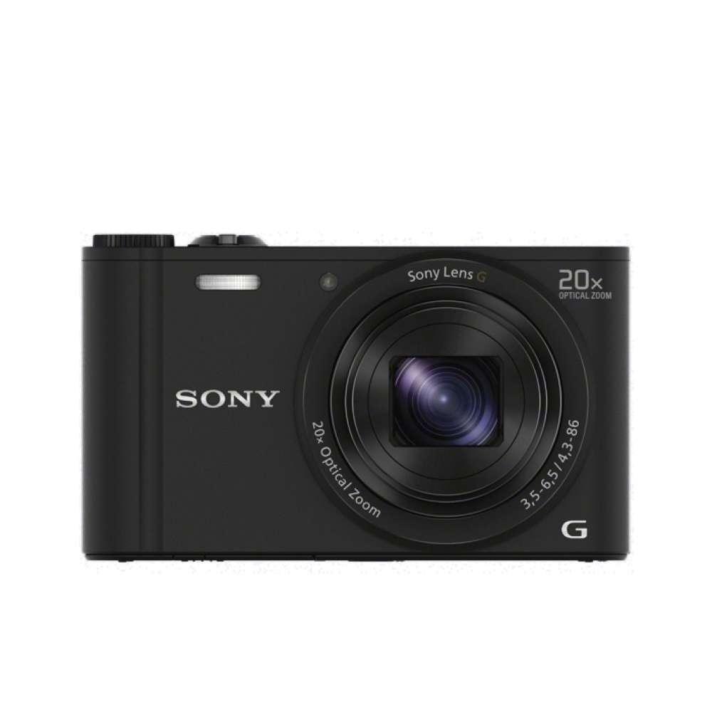 Цифров фотоапарат Sony Cyber Shot DSC-WX350 black DSCWX350B.CE3