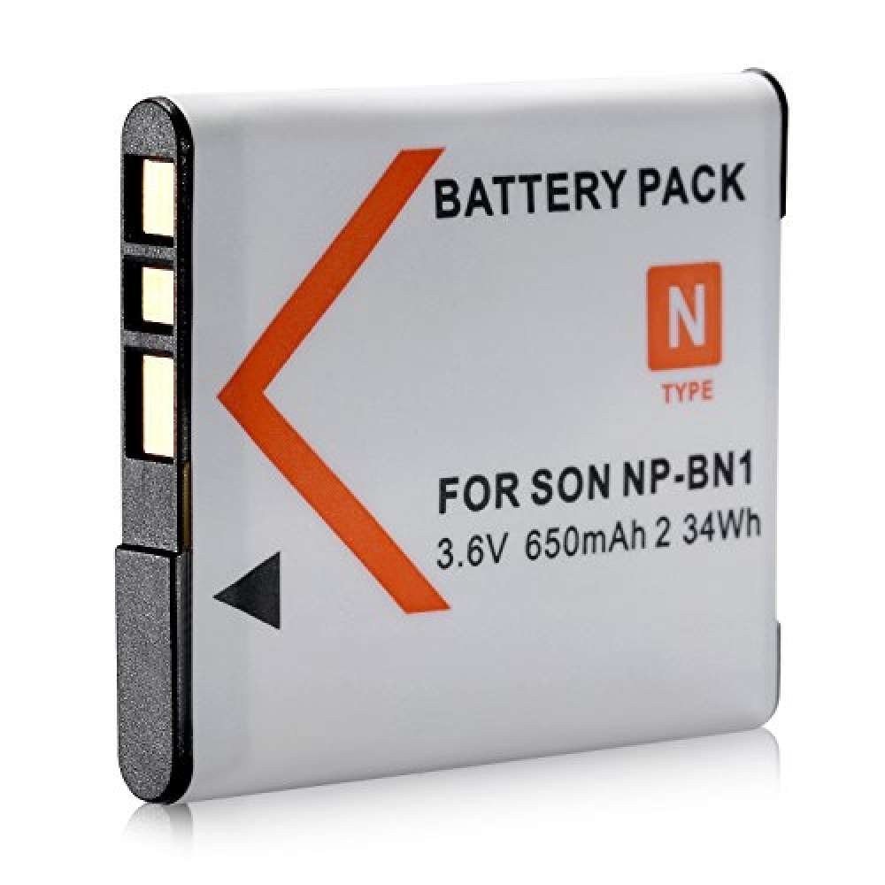 Батерия Sony NP-BN1 Battery InfoLi N-type (2.3Wh/630mAh) NPBN1.CE