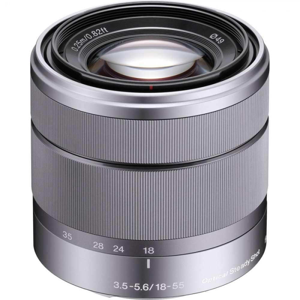 Обектив Sony SEL-1855 SEL1855.AE