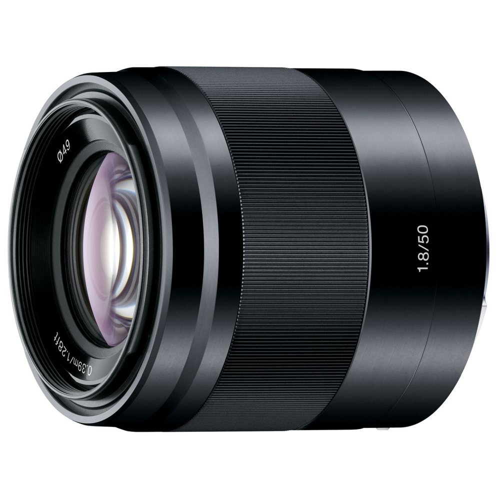 Обектив Sony SEL-50F18B 50mm F1.8 lens SEL50F18B.AE