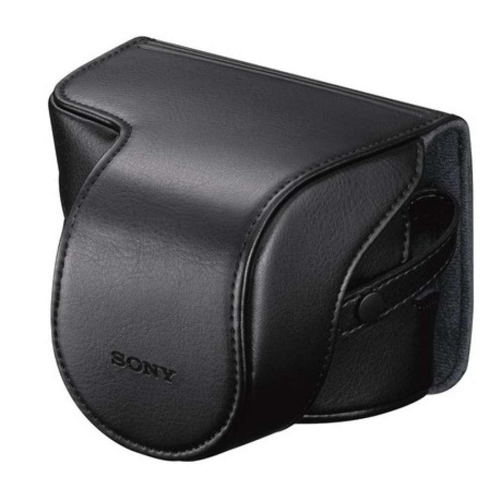 Аксесоар Sony LCS-EJA Soft leather case LCSEJAB.SYH