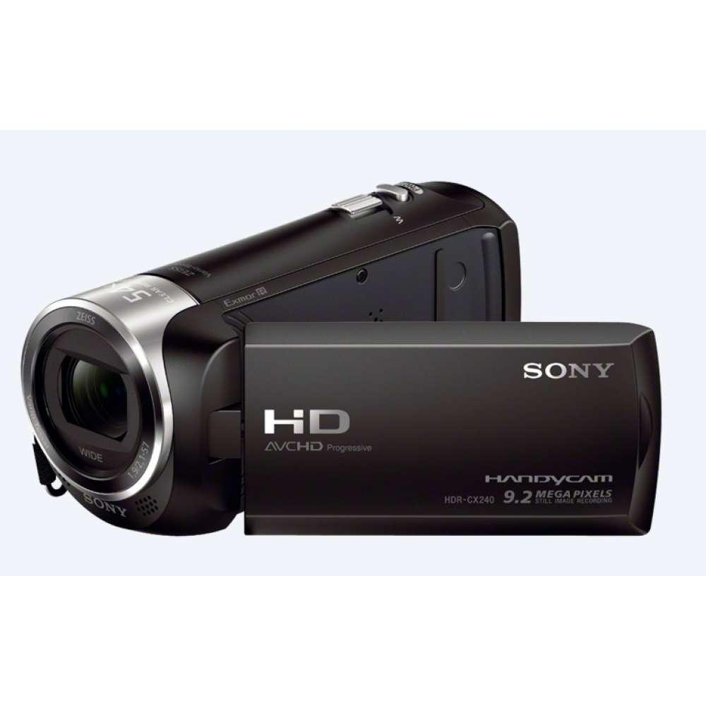 Цифрова видеокамера Sony HDR-CX240E black HDRCX240EB.CEN