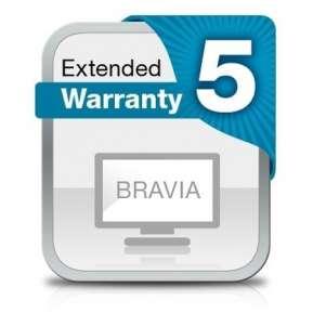 Допълнителна гаранция Sony BRAVIA BEW-Y5-07