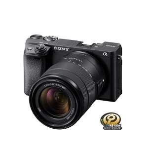 Цифров фотоапарат Sony Exmor APS-C HD ILCE-6400M