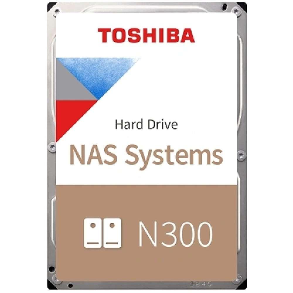 Твърд диск Toshiba N300 NAS Hard Drive 14TB (7200 prm. / 256MB) 3 - HDWG21EEZSTA
