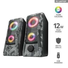 Тонколони TRUST GXT 606 Javv RGB 2.0 Speaker Set