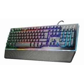 Клавиатура TRUST GXT 860 Thura Semi-mechanical Keyboard