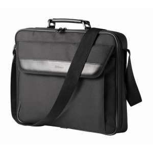 "Чанта TRUST Atlanta Carry Bag for 16"" laptops - black"