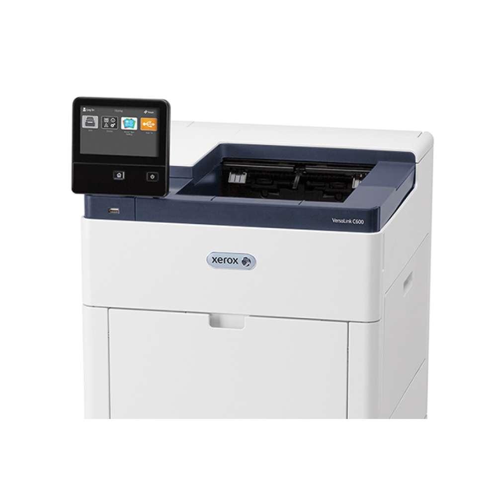 Лазерен принтер Xerox VersaLink C600N with ConnectKey C600V N