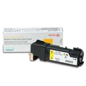 Консуматив Xerox Phaser 6140 Toner Cartridge Yellow