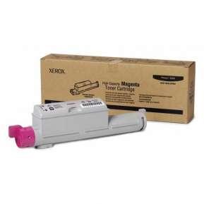 Консуматив Xerox Phaser 6360 High Cap Toner Cartridge Magenta